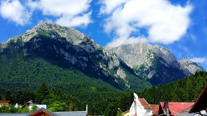 Bucegi, Karpaten, Elsteraue, Eisteller, Eiscremé, Zur Eiche, Karpatengedeck